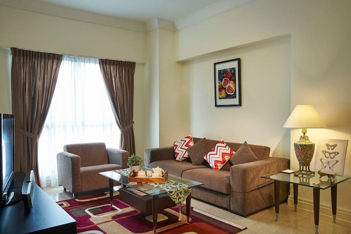 Spacious 3BR Apartment in Northeast Singapore