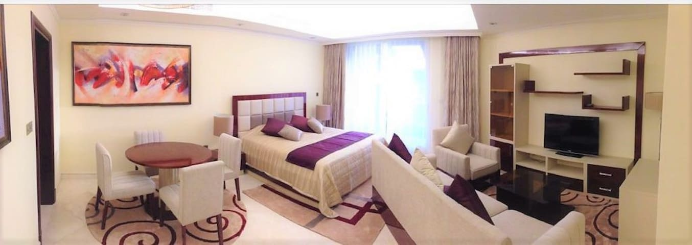 Palm Jumeriah  Sea View and Access Apartment