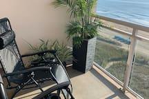 Updated balcony photo