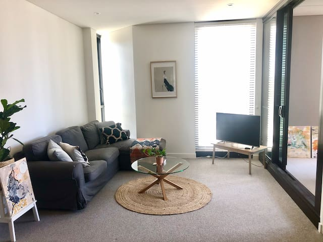Living Area - north east aspect