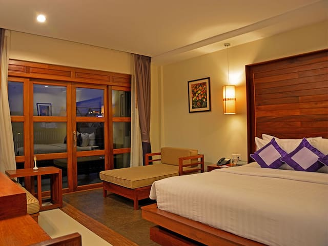 Elegant, big room in Siem Reap - Krong Siem Reap - Apartamento