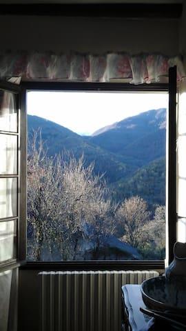 Gîte du Ladrix : au coeur des Pyrénées Ariégeoises - Galey - House