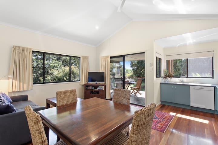 Byron Hinterland Villas, 1 Bedroom Villa.