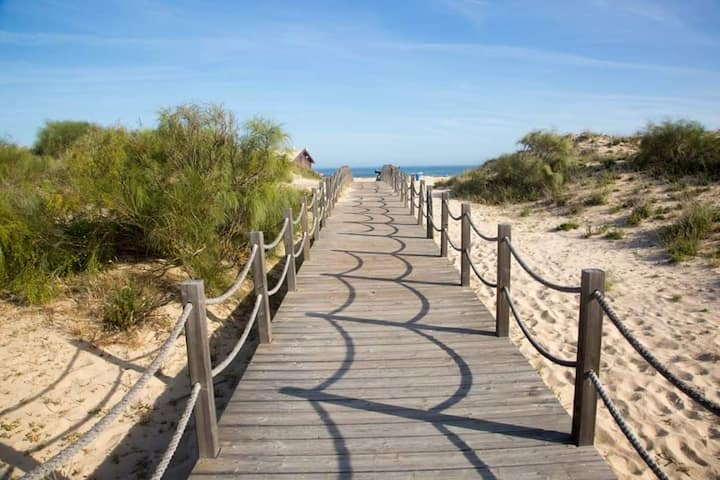 Apartamento Brisamar a 10min  a andar da praia