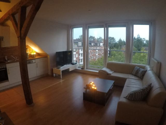 Private and cozy Apartment - Close to University