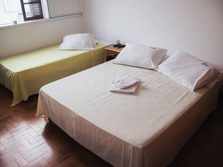 Residencial Cisne - Apartamento 509