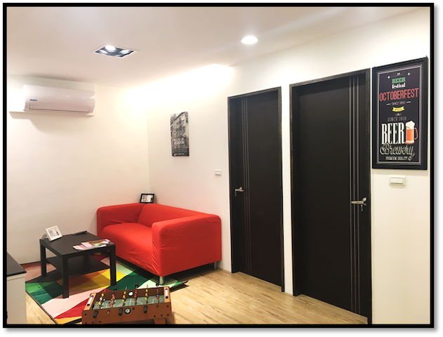 Near the MRT station / own use of space / balcony - Luzhou District - Selveierleilighet