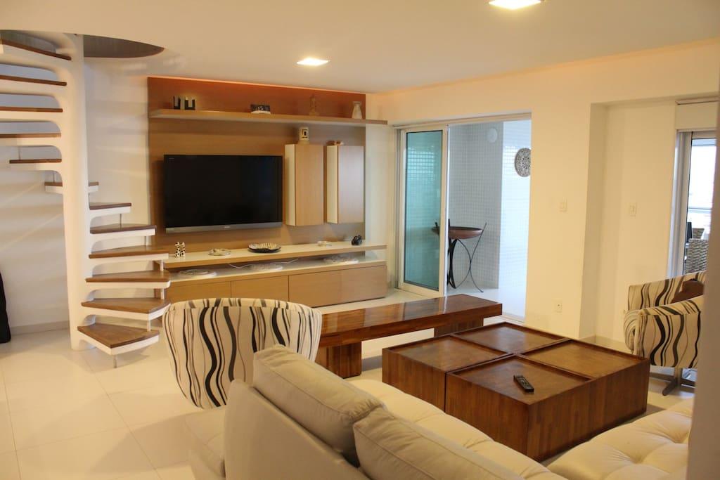 Living TV Room 1st floor.