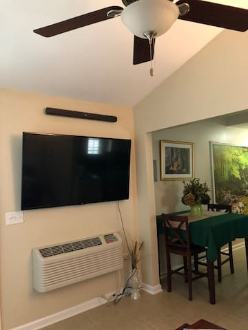 Cozy small apartment. In North Augusta, close I 20
