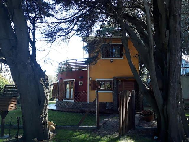 Cabaña  Santa Clara del Mar ,res. ecolog Atlantida