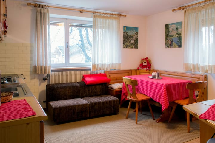 2bedrooms apartment relax in green - Imer - Lägenhet