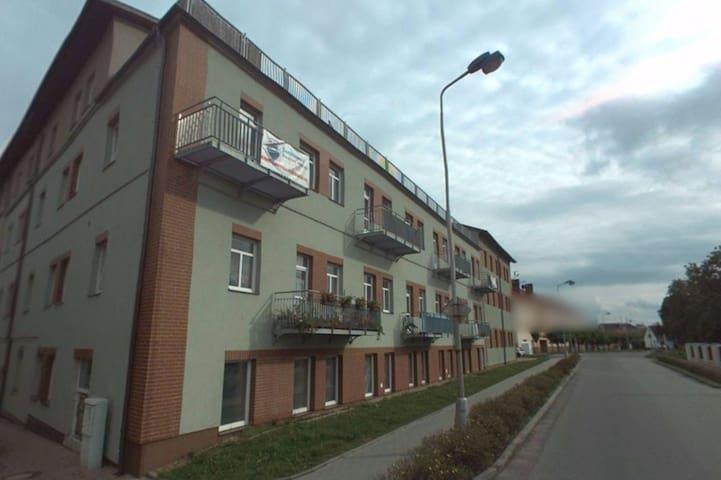Týniště nad Orlicí byt s balkonem