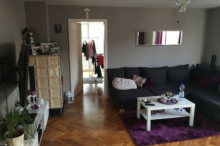 2-Zimmer Wohnung  8min. zu Fuß zum Hauptbahnhof - Stuttgart