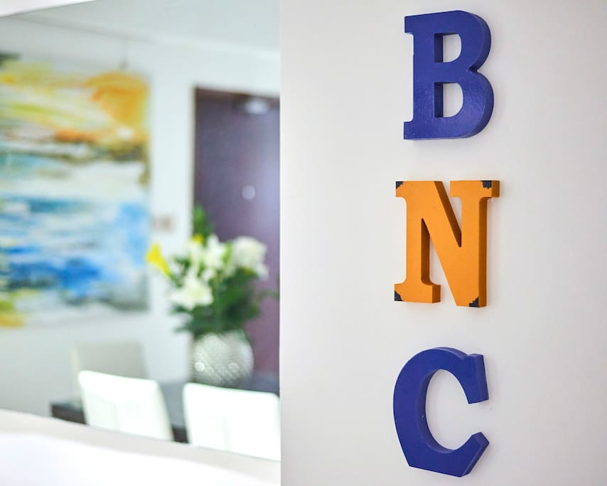 BNC that's what it is--Big N Central.