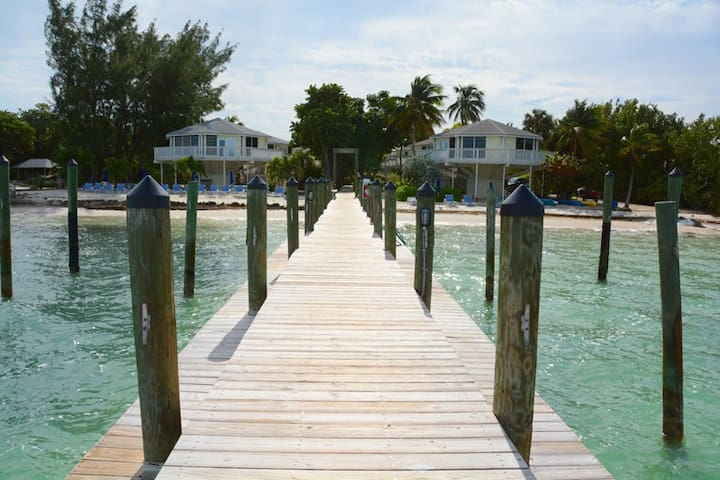 Octagon vacation rental at Topsider Resort - Islamorada - Villa