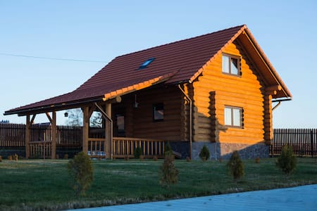 Handcrafted Transylvanian Cabin