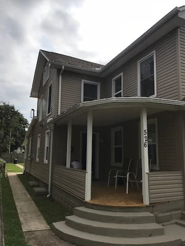 Newly Renovated Three Bedroom Home!