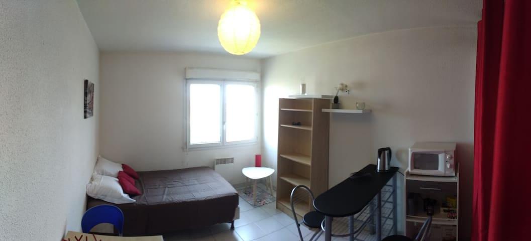 Studio Perpignan