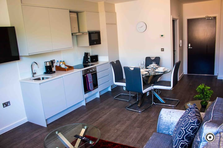 Luxustay Apartments Milton Keynes