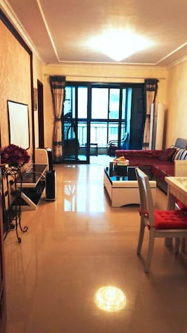 恒大海上威尼斯 海边高层阳光房两卧室 厨卫齐备 - Nantong - Departamento