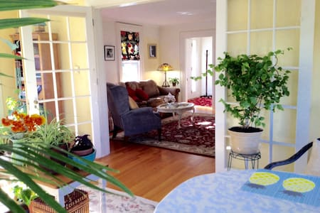 Beautiful Historic Home -Large Private Guest Space - Brunswick - Rumah