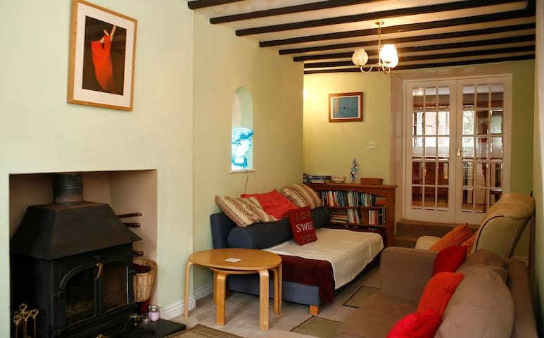 Snowdonia Grade II listed cosy cottage