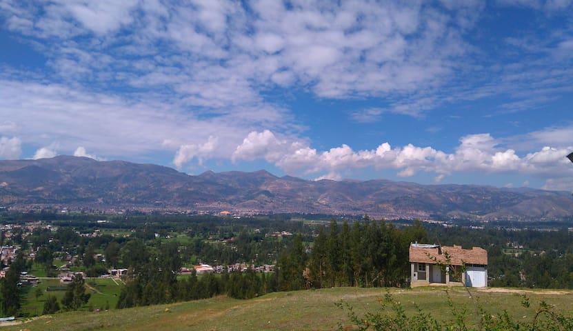 Country House Puylucana - Cajamarca - Baños del Inca - Casa