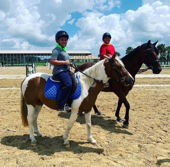 Family Friendly Equestrian Escape