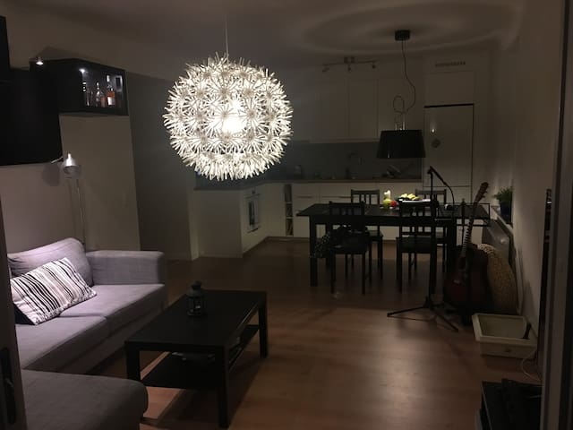 Fantastic location near Stockholm City