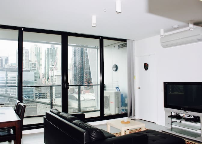 Amazing Clean Private Room in docklands