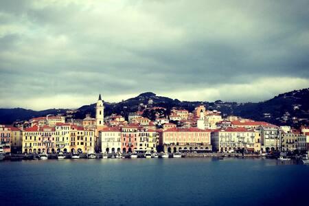 Liguria | Front Sea Bright Flat 2E - Imperia - Apartment