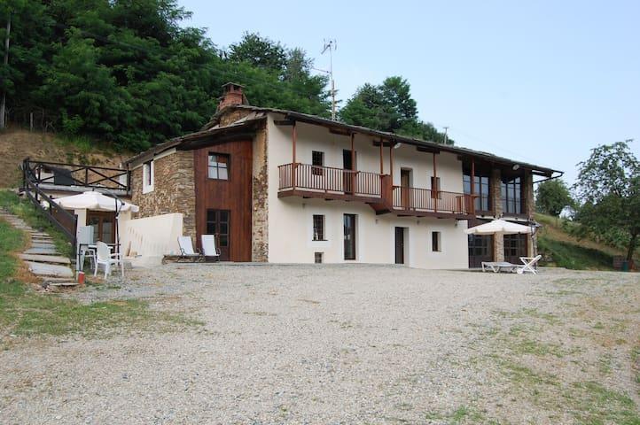 Sere di Sosta - Bagnolo Piemonte - Villa