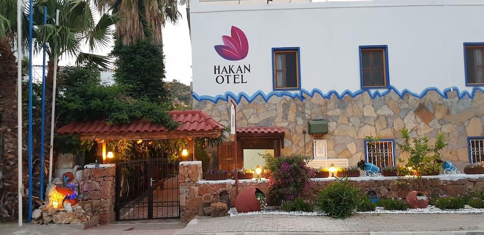 HAKAN BOUTiQUE HOTEL VİNTAGE BODRUM