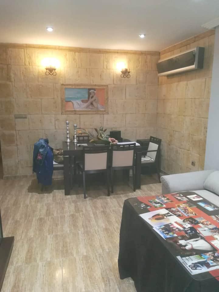 Apartamento de 2 habitaciones en Cehegín, con magnificas vistas de la ciudad