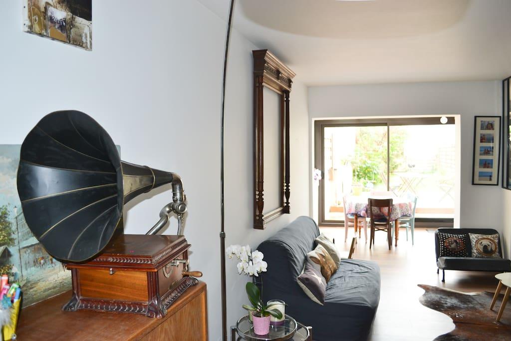 Havre de paix 100m du m tro houses for rent in - Metro marcel sembat boulogne ...