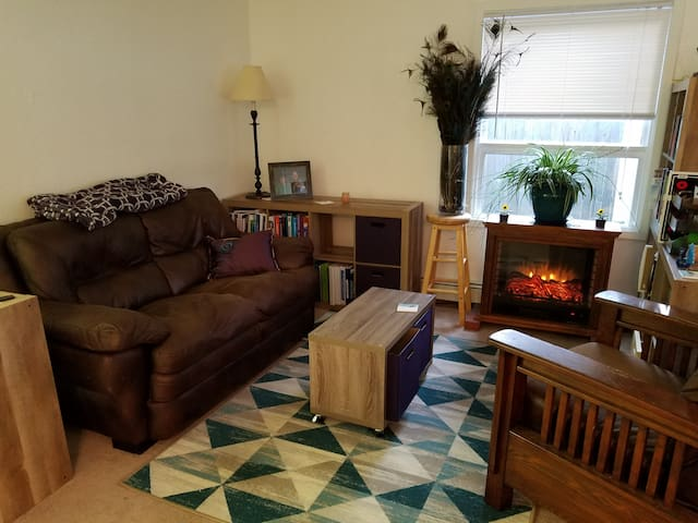 Cozy private room in Northeast Anchorage