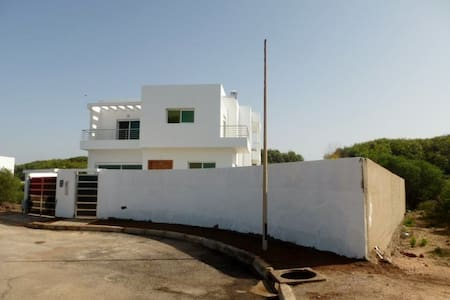 Villa de 240m2 + piscine vue mer/plage d'El-jadida - El Jadida - Vila