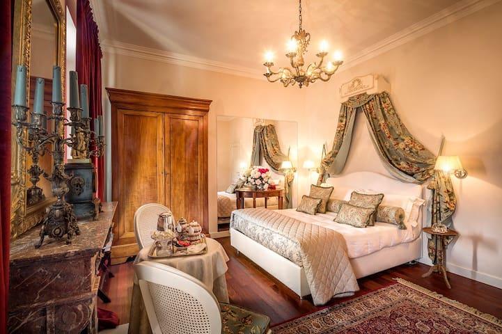 Camere in dimora storica a Vicoforte