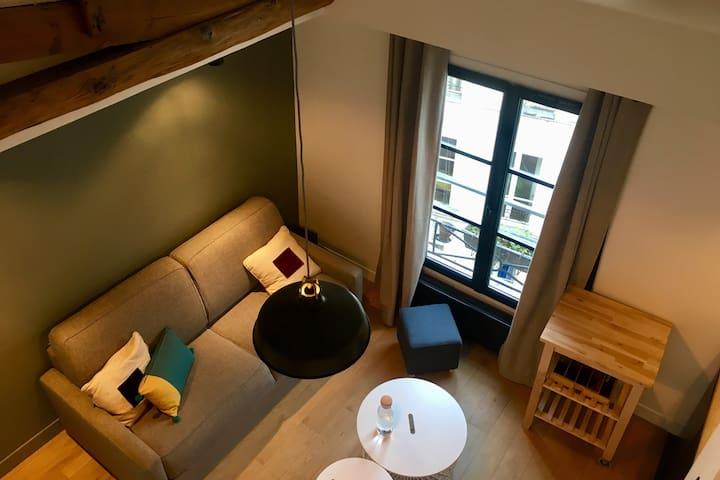 Charmant studio / Coeur de Paris
