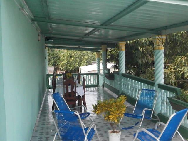Casa Dussac & Playa Larga & Habitación 2