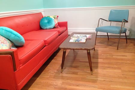Fab '50s Studio in Philly Suburb - Cheltenham - Casa