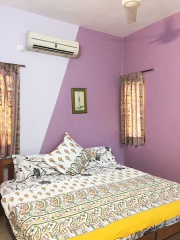 ANIKET GREEN STAY NR AIRPORT JNU METRO S DELHI