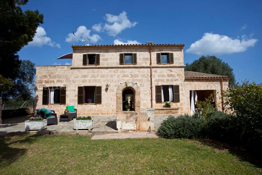 Nice finca close to beaches casas en alquiler en manacor - Alquiler casa manacor ...