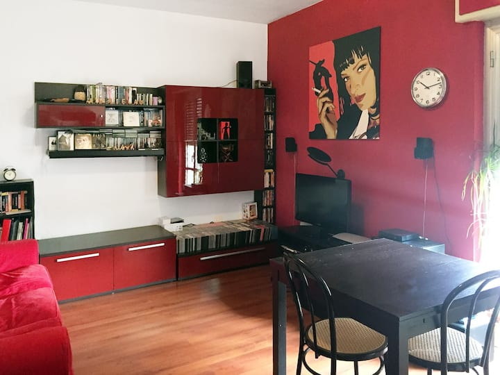 Blanc/Noir - Appartamento vicino alla stazione