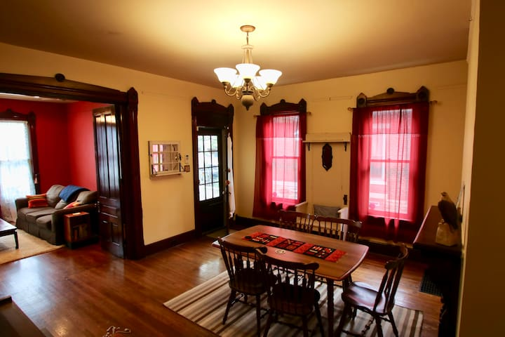 Historic 2BD Home near UD & Downtown