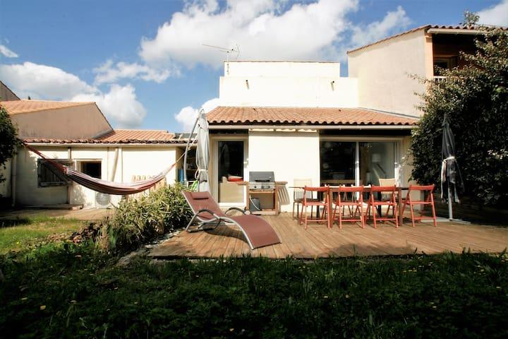 Maison de 120m² 20 mn des plages et de Montpellier - Vendargues - Rumah