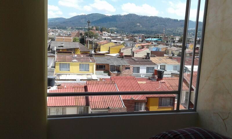 Apartamento acogedor  fuera de Bogotá