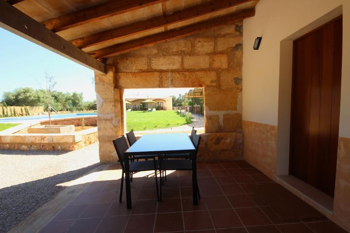Apartament with Pool - Es Trenc - Finca Can Angel VIII