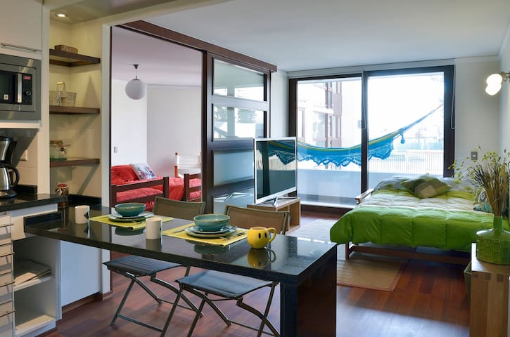 Modern new apartment fully equiped - Las Condes - Wohnung