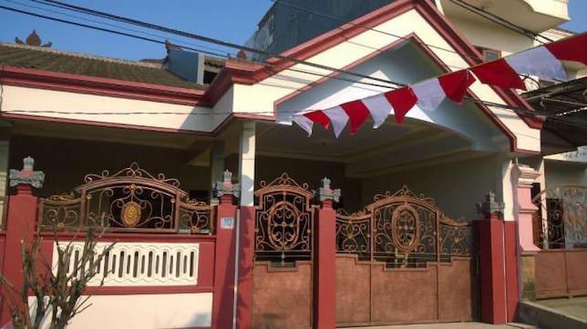 Rumah di kontrakkan Surabaya